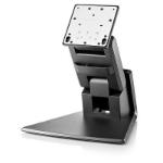 "HP A1X81AA 17"" Black flat panel desk mount"