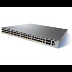 Cisco Catalyst WS-C4948E-S Managed L2/L3 Gigabit Ethernet (10/100/1000) 1U Grey network switch