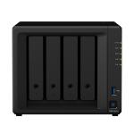 Synology DS418play NAS Desktop Ethernet LAN Black