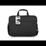"Urban Factory Nylee Toploading Laptop Bag 15.6"" Black"
