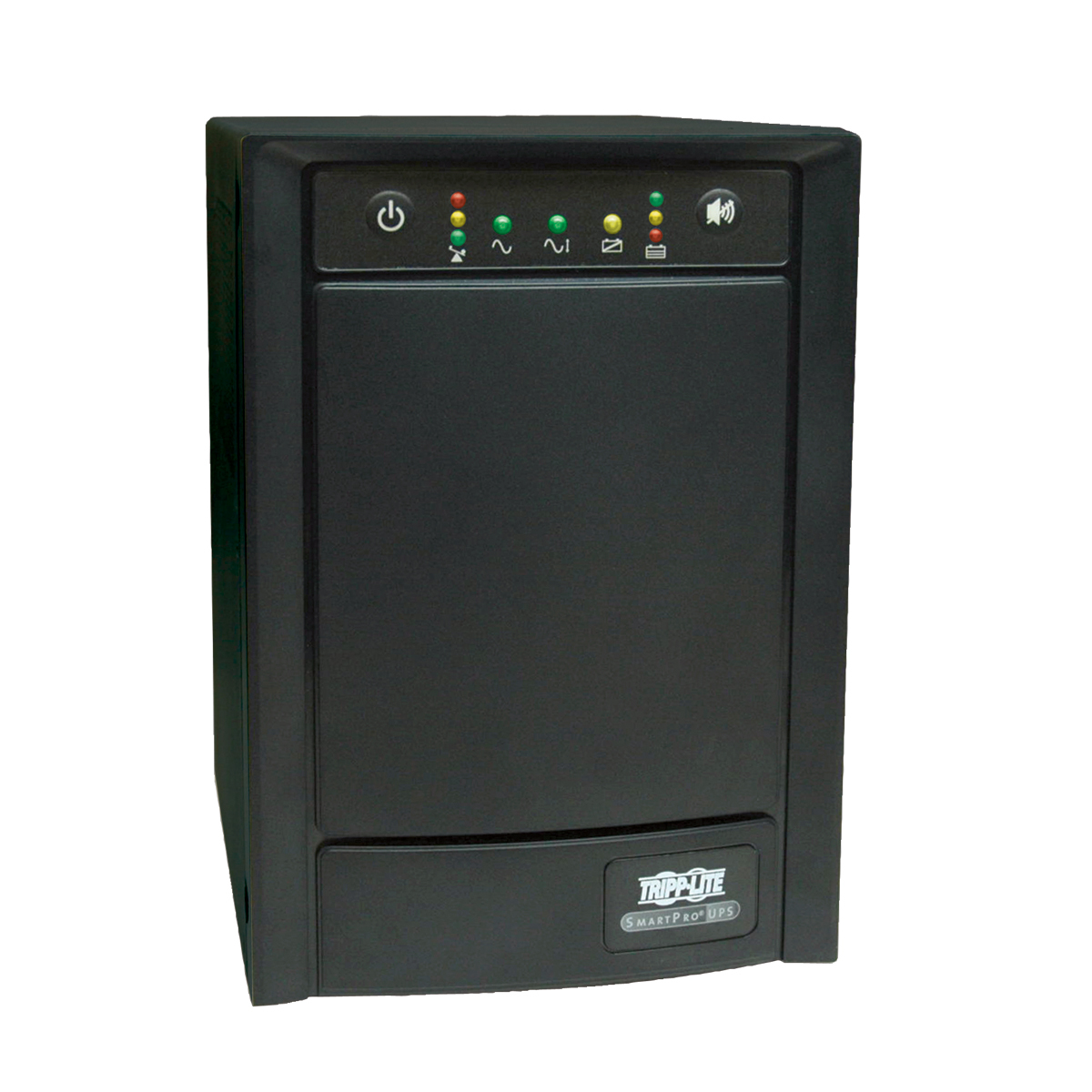 Tripp Lite SmartPro 230V 1.05kVA 650W Line-Interactive Sine Wave UPS, Tower, Network Card Options, USB, DB9, 8 Outlets
