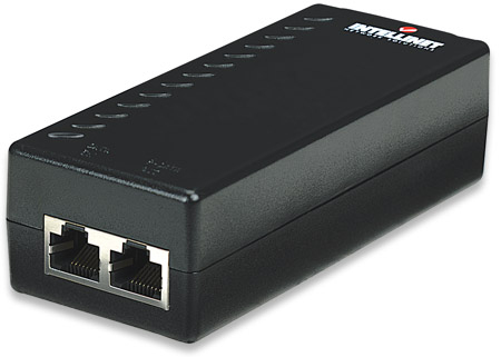 Intellinet PoE Injector 52V PoE adapter