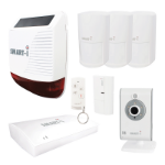 Smart-i SH140 smart home security kit
