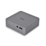 i-tec USB-C Metal 4K Docking Station