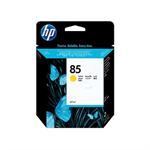 HP C9427A (85) Ink cartridge yellow, 69ml