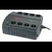 APC Back-UPS 400, FR sistema de alimentación ininterrumpida (UPS) En espera (Fuera de línea) o Standby (Offline) 400 VA 240 W 8 salidas AC
