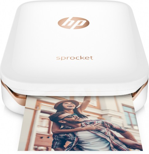 HP Sprocket photo printer ZINK (Zero ink) 313 x 400 DPI 2