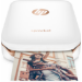 HP Sprocket ZINK (Zero ink) 313 x 400DPI photo printer