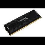 HyperX Predator 8GB 2400MHz DDR4 8GB DDR4 2400MHz memory module