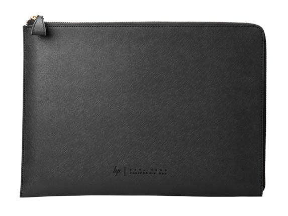 "HP Spectre 13.3"" Leather Sleeve 13.3"" Sleeve Black"