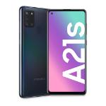 "Samsung Galaxy A21s SM-A217F 16.5 cm (6.5"") 3 GB 32 GB Dual SIM 4G USB Type-C Black Android 10.0 5000 mAh"