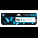 HP 980 Original Cian 1 pieza(s)
