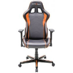 DXRacer Formula Series Gaming Chair - Black/Orange OH/FL08/NO Padded seat Padded backrest office/computer chair