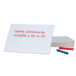 Metroplan WriteOn whiteboard 420 x 297 mm