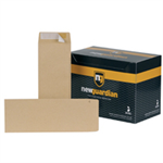 New Guardian Envelopes Heavyweight Pocket Peel and Seal Manilla 305x127mm[Pack 250]