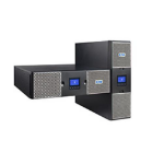 Eaton 9PX2200IRTN + 5Y Warranty 2200VA 10AC outlet(s) Rackmount/Tower Black uninterruptible power supply (UPS)