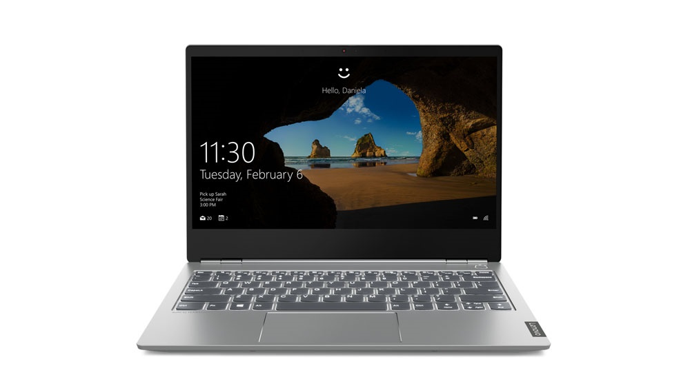 "Lenovo ThinkBook 13s Gris Portátil 33,8 cm (13.3"") 1920 x 1080 Pixeles 8ª generación de procesadores Intel® Core™ i5 8 GB DDR4-SDRAM 256 GB SSD Windows 10 Pro"