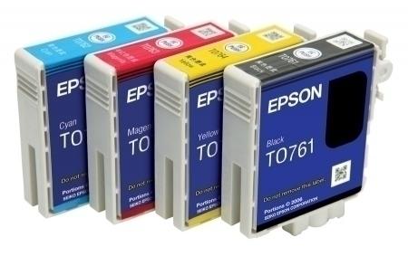 Epson C13T596800 (T5968) Ink cartridge black matt, 350ml