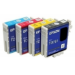 Epson C13T596800 (T5968) Ink cartridge black matt, 350ml