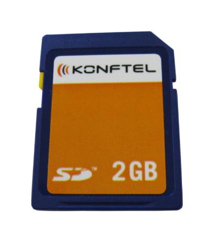 Konftel SD, 2GB memory card