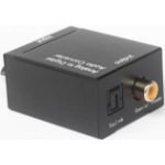 Microconnect MC-ADC Black audio converter