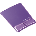 Fellowes 9183501 Purple mouse pad