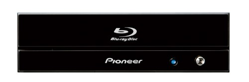 Pioneer BDR-S12UHT optical disc drive Internal Black Blu-Ray DVD Combo