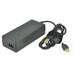 2-Power 2P-0A36258 power adapter/inverter Indoor 65 W Black