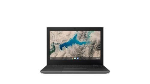 Lenovo 100E Black Chromebook 29.5 cm (11.6