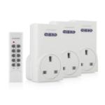 Smartwares SHS-51000-UK Indoor plug switch set
