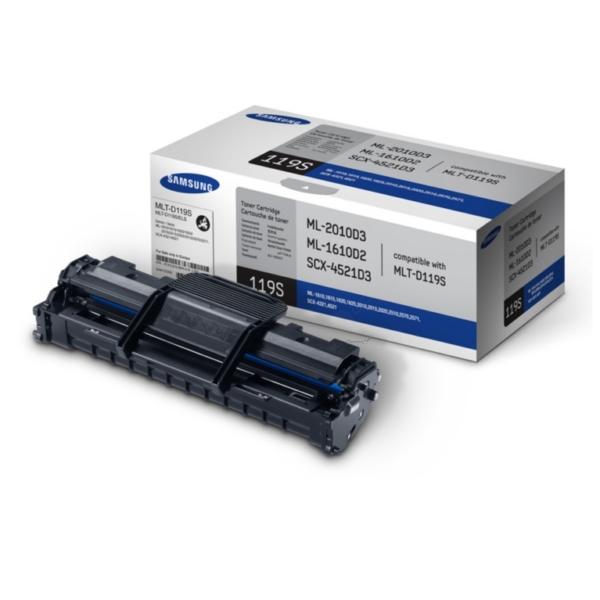 Samsung MLT-D119S/ELS (119) Toner black, 2K pages
