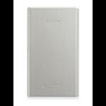 Sony CP-S15S Lithium-Ion (Li-Ion) 15000mAh Silver power bank