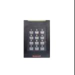 Honeywell OMNICLASS 2.0 smart card reader Indoor/outdoor Wiegand Black
