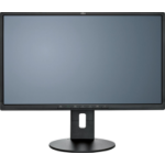 "Fujitsu B24-8 TS PRO 23.8"" Full HD MVA Black Flat computer monitor"