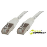 Microconnect SSTP CAT6 10M 10m Black networking cable
