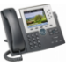 Cisco Unified IP Phone 7965G Caller ID Black, Silver