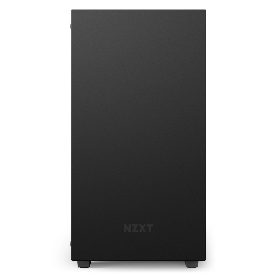 NZXT H400i Tower Black, Blue computer case
