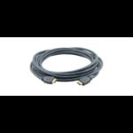 Kramer Electronics C−HM/HM/ETH 15.2m HDMI Type A (Standard) HDMI Type A (Standard) Black HDMI cable