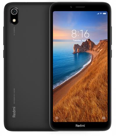 "Xiaomi Redmi 7A 13.8 cm (5.45"") 2 GB 16 GB Dual SIM 4G Black 4000 mAh"