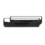 Epson C13S015647 Nylon black, 4000K characters, Pack qty 2