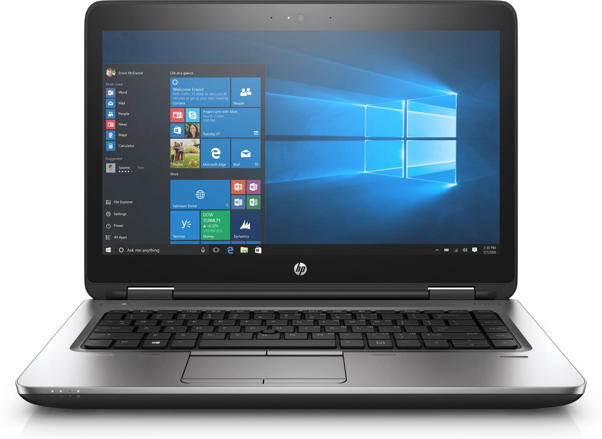 HP ProBook 640 G3 Notebook PC