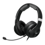 Hori Pro Headset Head-band Black, Silver