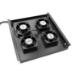V7 RM4FANTRAY-1E accesorio de bastidor Bandeja del ventilador