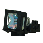 Toshiba Generic Complete Lamp for TOSHIBA TLP MT4 projector. Includes 1 year warranty.