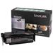 Lexmark 12A8425 Toner black, 12K pages