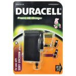 Duracell AC Phone Charger-Sony-Ericsson