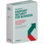 Kaspersky Lab Endpoint Security f/Business - Select, 5-9u, 2Y, Base Base license 5 - 9user(s) 2year(s)