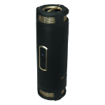 Scosche boomBOTTLE+ Stereo portable speaker 24W Black, Gold