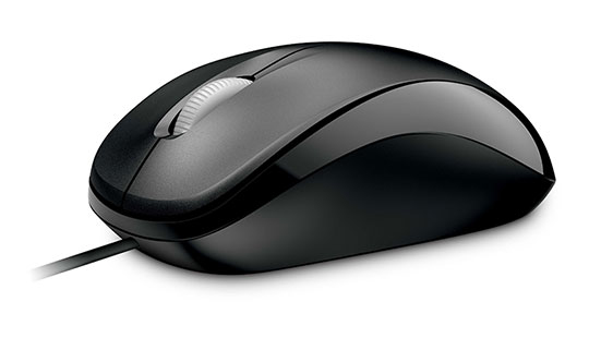 Microsoft Compact Optical Mouse 500 for Business mice USB 800 DPI