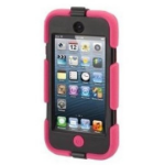 Griffin GB35695-2 Cover Black,Pink MP3/MP4 player case